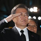 Le président sud-coréen critiqué après les obsèques de la mère d'un délinquant sexuel