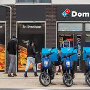 Le poulet des pizzas Domino's proviendrait d'élevages intensifs brésiliens