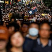 L'Australie prolonge les visas pour les Hongkongais déjà dans le pays