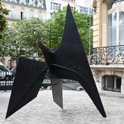 Près de cinq millions d'euros pour une rare oeuvre monumentale de Calder