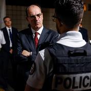 Jean Castex aux forces de l'ordre : «Vous êtes au cœur du pacte républicain»