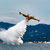 Crash d'un bombardier d'eau: des causes liées aux effectifs et à la formation des pilotes
