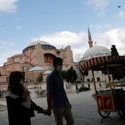 Sainte-Sophie: l'Unesco, préoccupée, appelle la Turquie au dialogue