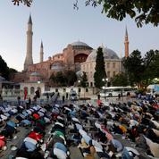 Washington se dit «déçu» par la conversion en mosquée de l'ex-basilique Sainte-Sophie d'Istanbul