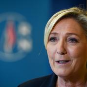L'industrie de défense, «levier pour la relance», selon Marine Le Pen