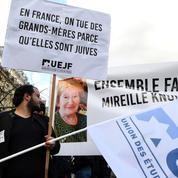 Mireille Knoll : les juges ordonnent un procès pour meurtre à caractère antisémite contre deux suspects