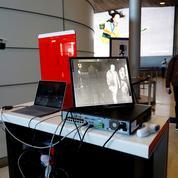 Coronavirus: en Corse, les touristes accueillis par des caméras thermiques à l'aéroport