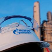 Gazprom passe dans le rouge au premier trimestre