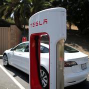 Chahuté à Wall Street, Tesla garde le S&P 500 à portée de roues