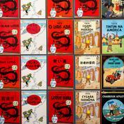 En Belgique, controverse autour d'une momie sortie de l'imaginaire de Tintin