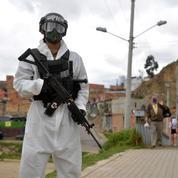 Covid-19: 3,5 millions de personnes à nouveau confinées en Colombie