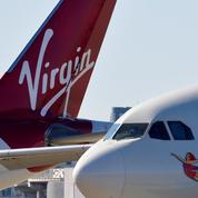 Virgin Atlantic lève 1,2 milliard de livres pour éviter la faillite