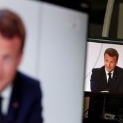 14-Juillet : près de 9 millions de téléspectateurs pour l'interview d'Emmanuel Macron