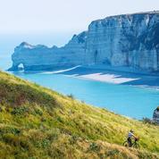 Du Mont-Saint-Michel aux falaises d'Étretat, nos conseils pour explorer la Normandie à vélo