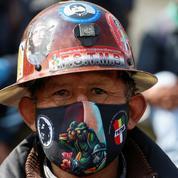 Bolivie: manifestation contre le gouvernement de droite