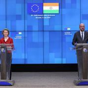 L'UE et l'Inde veulent renforcer leurs liens pour faire face à la Chine