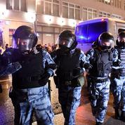 Russie : plus de 140 arrestations après une manifestation d'opposants
