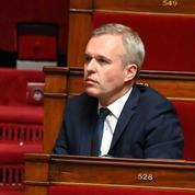 François de Rugy est candidat à la présidence du groupe LREM à l'Assemblée nationale