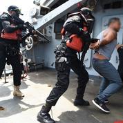L'inquiétant retour des pirates dans le golfe de Guinée, zone maritime la plus dangereuse du monde