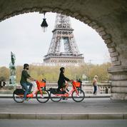 Les vélos Jump sont de retour à Paris