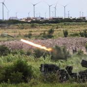 Taïwan: deux soldats morts lors d'un exercice simulant une invasion par la Chine