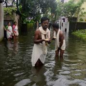 Asie du Sud: plus de cent morts de la mousson ces derniers jours