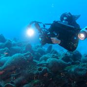 Ouverture en Grèce d'un musée sous-marin pour explorer une épave du Ve siècle avant Jésus-Christ