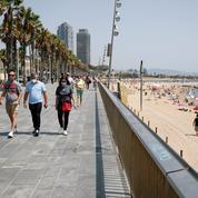 Les Barcelonais appelés à «rester chez eux» en raison d'une hausse des cas de Covid-19