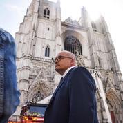 Incendie de la cathédrale de Nantes: un homme a été placé en garde à vue