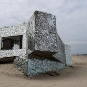 Le «Blockhaus miroir» de la plage de Leffrinckoucke, ne sera pas sauvé de la destruction