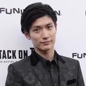 À 30 ans, Haruma Miura, l'acteur vedette du film L'Attaque des Titans ,retrouvé mort