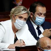 Plan européen: «le pire accord» pour Le Pen, «Macron a tout cédé» dit Mélenchon