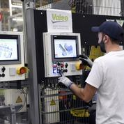 L'équipementier automobile Valeo a supprimé près de 2.000 postes en France