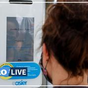 Coronavirus: la SNCF expérimente la prise de température de voyageurs
