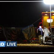 Drôme : cinq enfants tués et quatre blessés en «urgence absolue» dans un accident sur l'A7