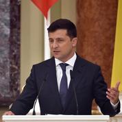 Ukraine: le président se justifie d'avoir cédé à l'étrange demande d'un preneur d'otages