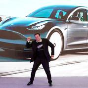 L'envolée en Bourse de Tesla débloque un jackpot de 2,1 milliards pour Elon Musk