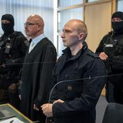 Procès de l'attaque d'une synagogue allemande: la vidéo de l'horreur diffusée