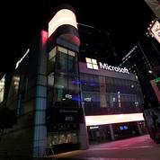Microsoft profite de la pandémie mais la croissance du «cloud» ralentit