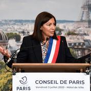À Paris, Hidalgo veut pérenniser les «corona pistes» pour les vélos