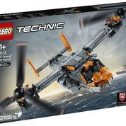 Lego annule la sortie d'un modèle d'avion, accusé d'être trop «militaire»