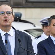 Insécurité : Castex promet des mesures contre des «actes inadmissibles», Darmanin se rend à Nice