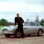 Aston Martin reprend la production de la DB5, mythique bolide de James Bond