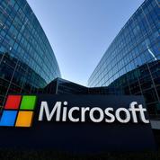 La croissance de Microsoft peu affectée par la crise
