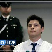 Un Chilien soupçonné du meurtre de son ex-petite amie extradé vers la France