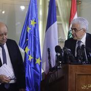 Le Drian au Liban: les réformes sont attendues «depuis trop longtemps»