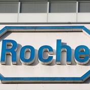Roche: bénéfice net en baisse de 5% au premier semestre à 8,4 milliards de CHF