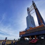 La Chine lance une sonde vers Mars