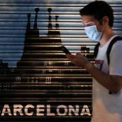 Coronavirus: la Catalogne ferme les discothèques, couvre-feu pour les restaurants