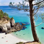Finistère: 49 personnes verbalisées sur une plage de Crozon interdite